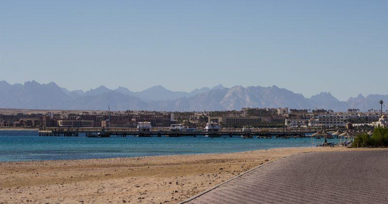 частичный вид на бухту Сахл Хашиш